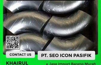Jasa Import Elbow   Undername PI Besi Baja