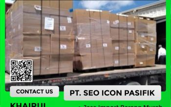 Jasa Import Spare Part | Jasa Freight Forwarder