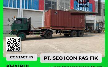 Jasa Import Malaysia | Forwarder Import Malaysia