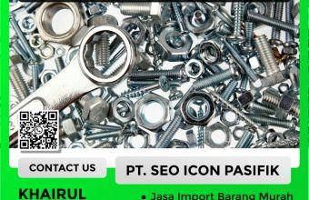 Jasa Import Sekrup | 081222613199